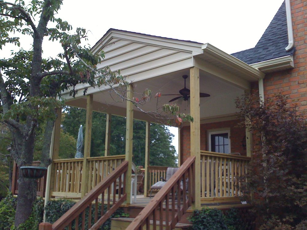 Screened Porches Lynchburg The Southern Porch Company