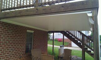 Lynchburg S Premier Under Deck Drainage System
