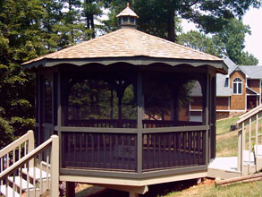 Arbors and Gazebos