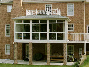 the southern porch company sunrooms screened porches decks